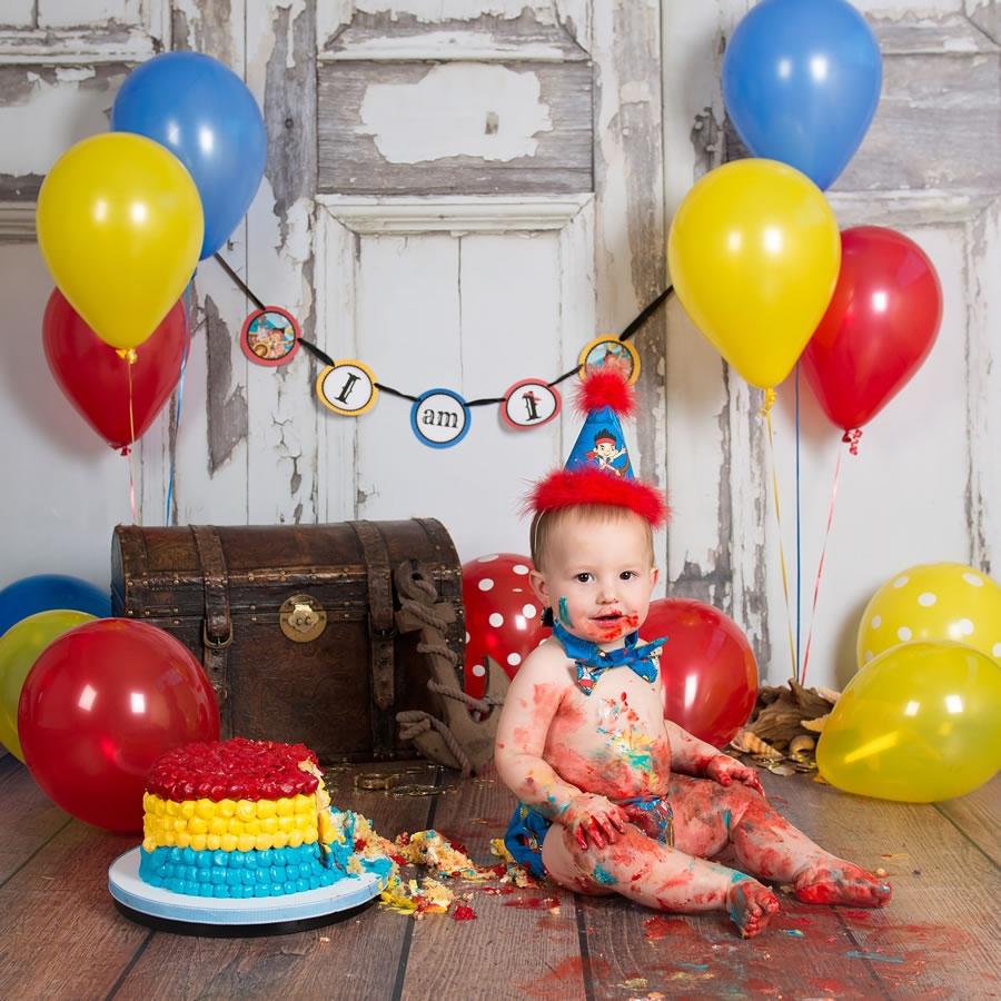 Smashcakefirstbirthdayphotoopportunity1 Maddies Cakes